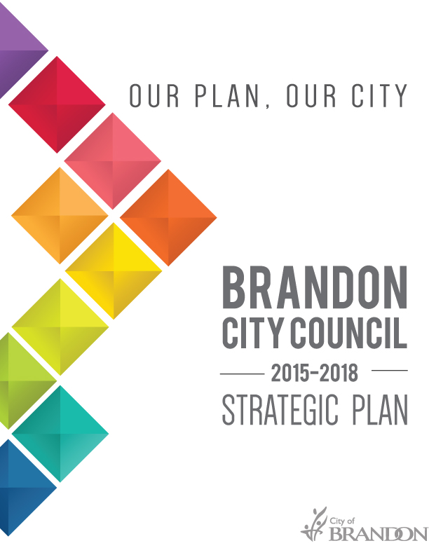 Brandon Strategic Plan Cover