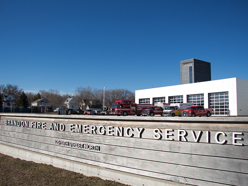 Brandon Fire and Emergency Services