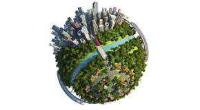Building a Sustainable City